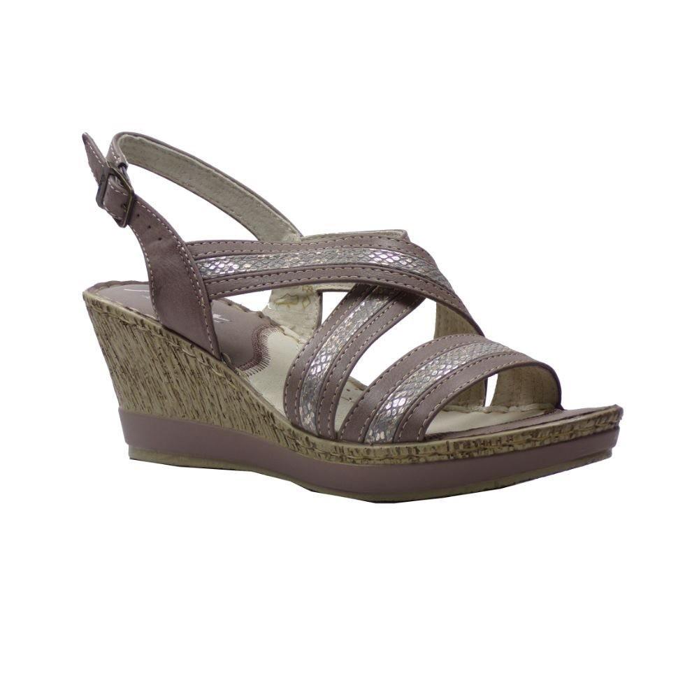 BagiotaShoes Parex Γυναικείες Πλατφόρμες ΥΑ16129 Γκρί Parex YA-16129 γκρι 95bff20cbe2
