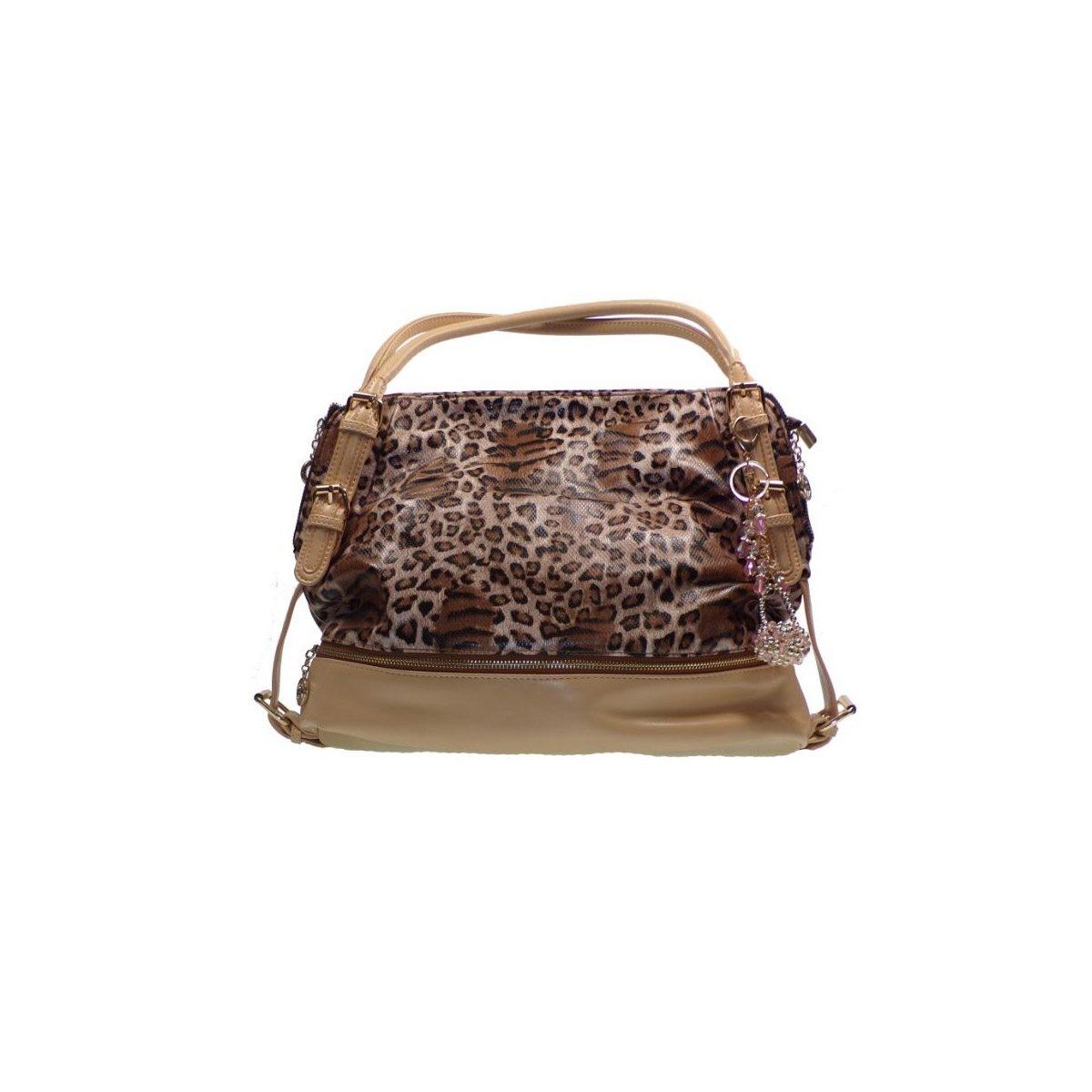 6ec0224460 BagiotaShoes EXE Bags Γυναικείες Τσάντες 20311-5 Λεοπάλ EXE 20311-5 leopal