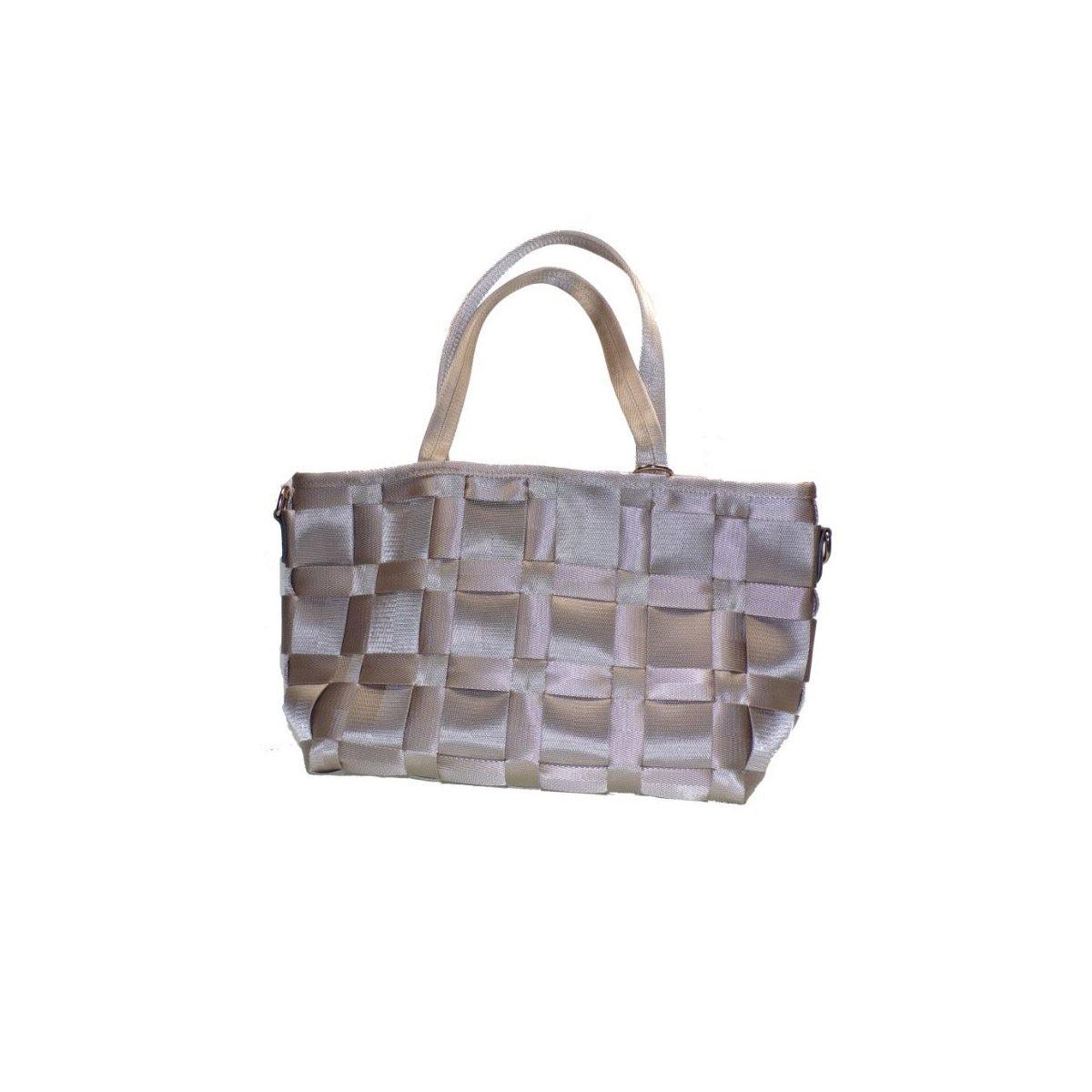 2b59164f5b BagiotaShoes EXE Bags Γυναικείες Τσάντες 2298 Μπεζ Χρυσό EXE 2298