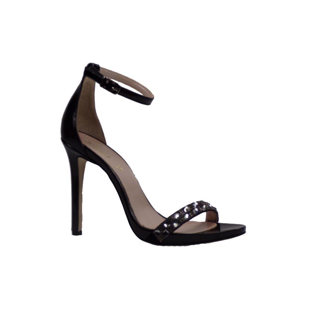 Fardoulis shoes Γυναικεία Πέδιλα 26(2703) Μαύρο  d94e4b6d0d9
