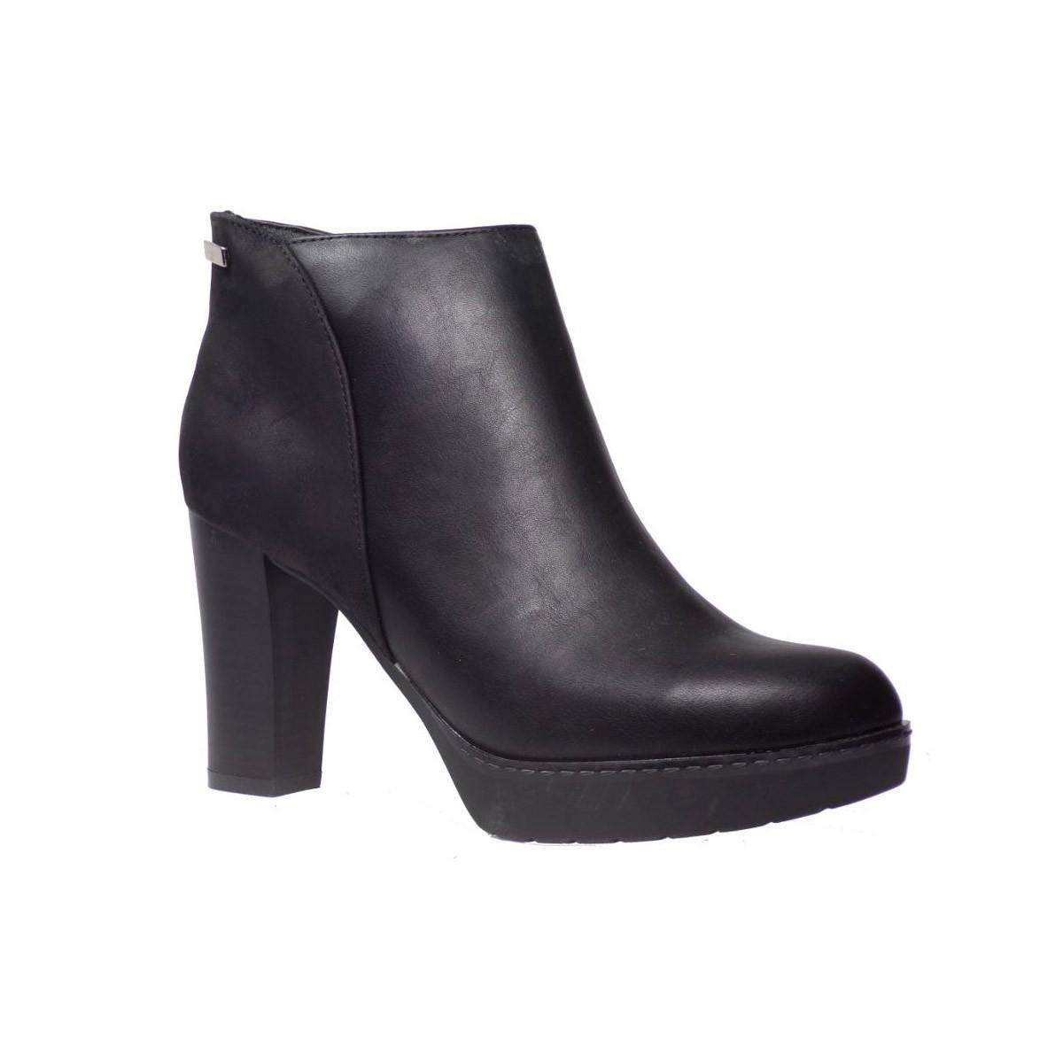Fashion Icon Γυναικεία Παπούτσια Μποτάκια F24-2540 Μαύρο Fashion icon F24-2540 M