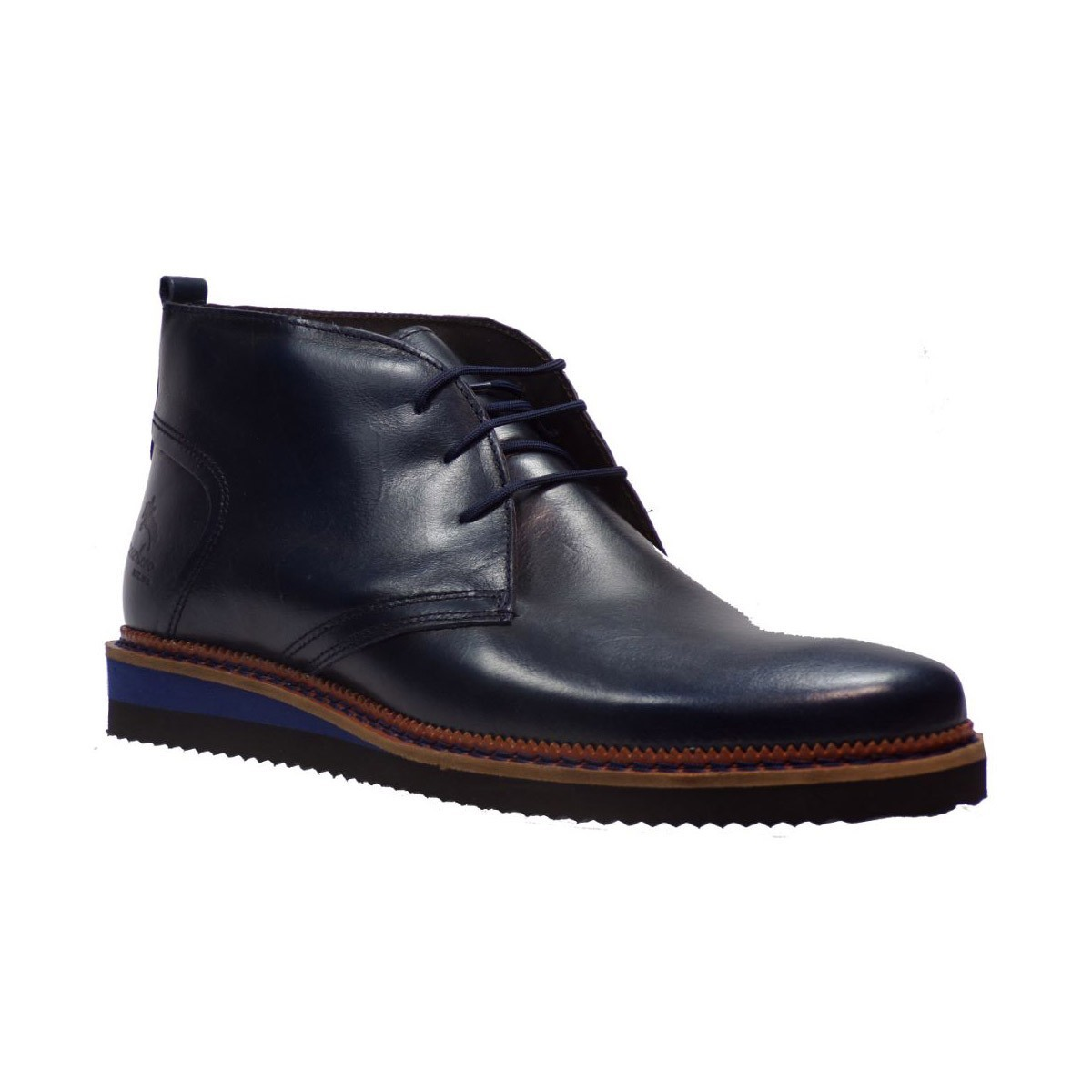 aabcb89c5d2 Commanchero Ανδρικά Παπούτσια Μποτάκια 71988 Μπλέ