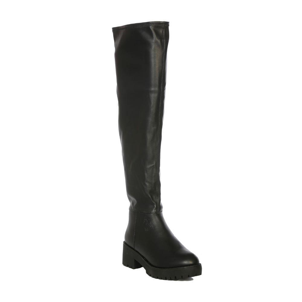Coolway Γυναικείες Μπότες BOMBI 230 Μαύρο