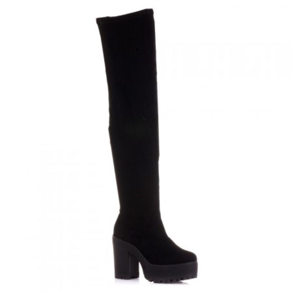 365a04b35a8 Coolway Γυναικείες Μπότες BURNI 233 Μαύρο Καστόρι Coolway BURNI 233 M