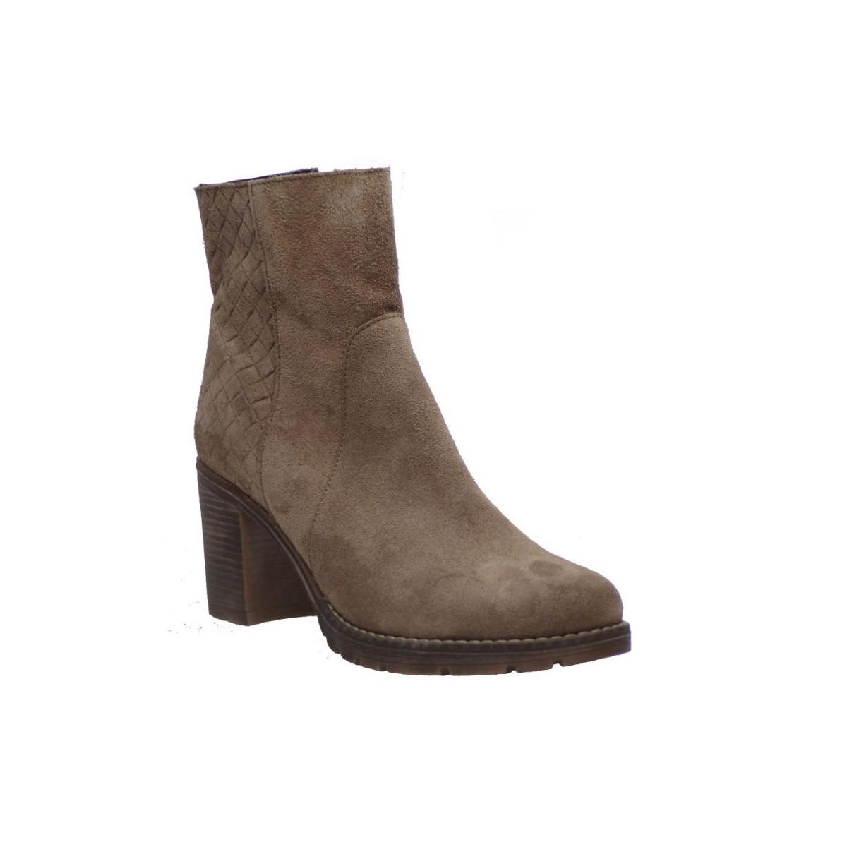 Envie Γυναικεία Παπούτσια Μποτάκια 02-334 Πούρο Envie 02-334 Πούρο