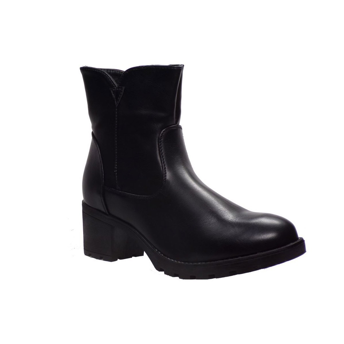 Envie Γυναικεία Παπούτσια Μποτάκια 66-3574 Μαύρο Envie 66-3574 Μ