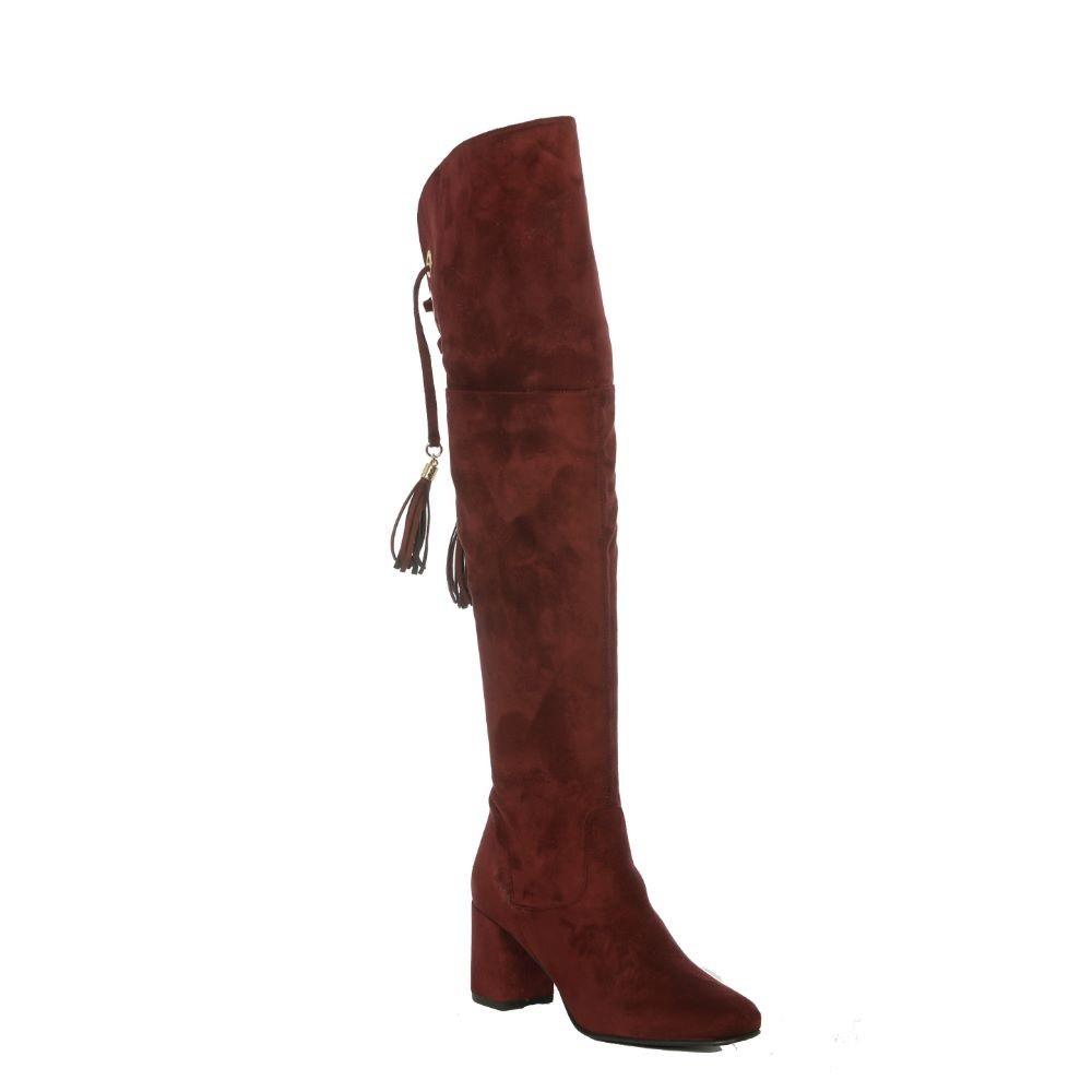 058d96ad9f8 BagiotaShoes Fardoulis shoes Γυναικείες Μπότες 1931 Μπορντώ fardoulis 1931  Μπορντώ