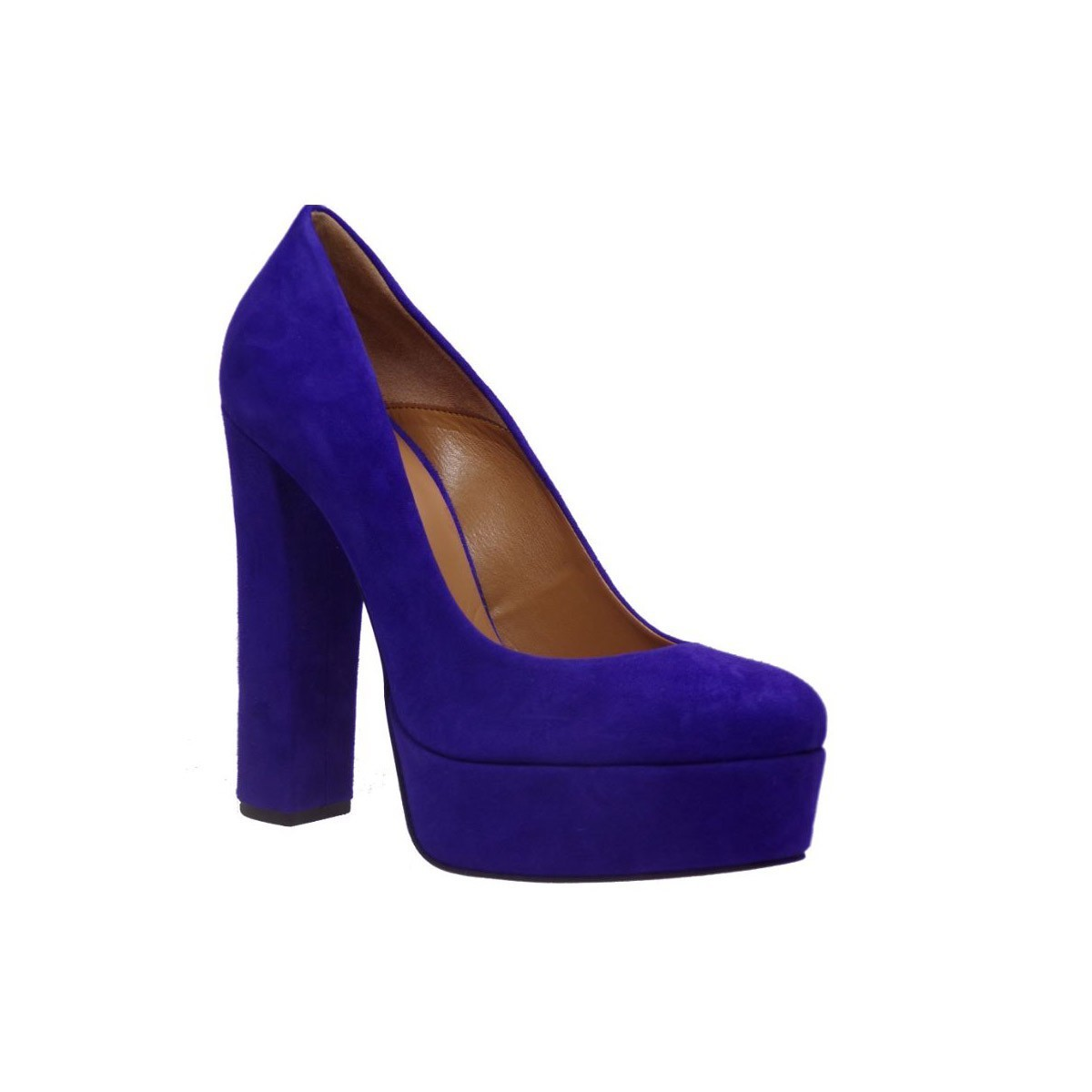 Fardoulis Shoes Γυναικεία Παπούτσια Γόβες 3201 Μπλέ Καστόρι