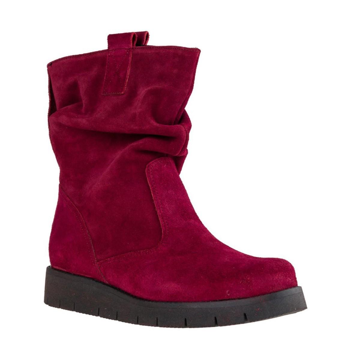 bbb157f23c3 Fashion Icon Γυναικεία Παπούτσια Μποτάκια 09-505 Μπορντώ Fashion Icon  09-505 Mπορντώ BagiotaShoes