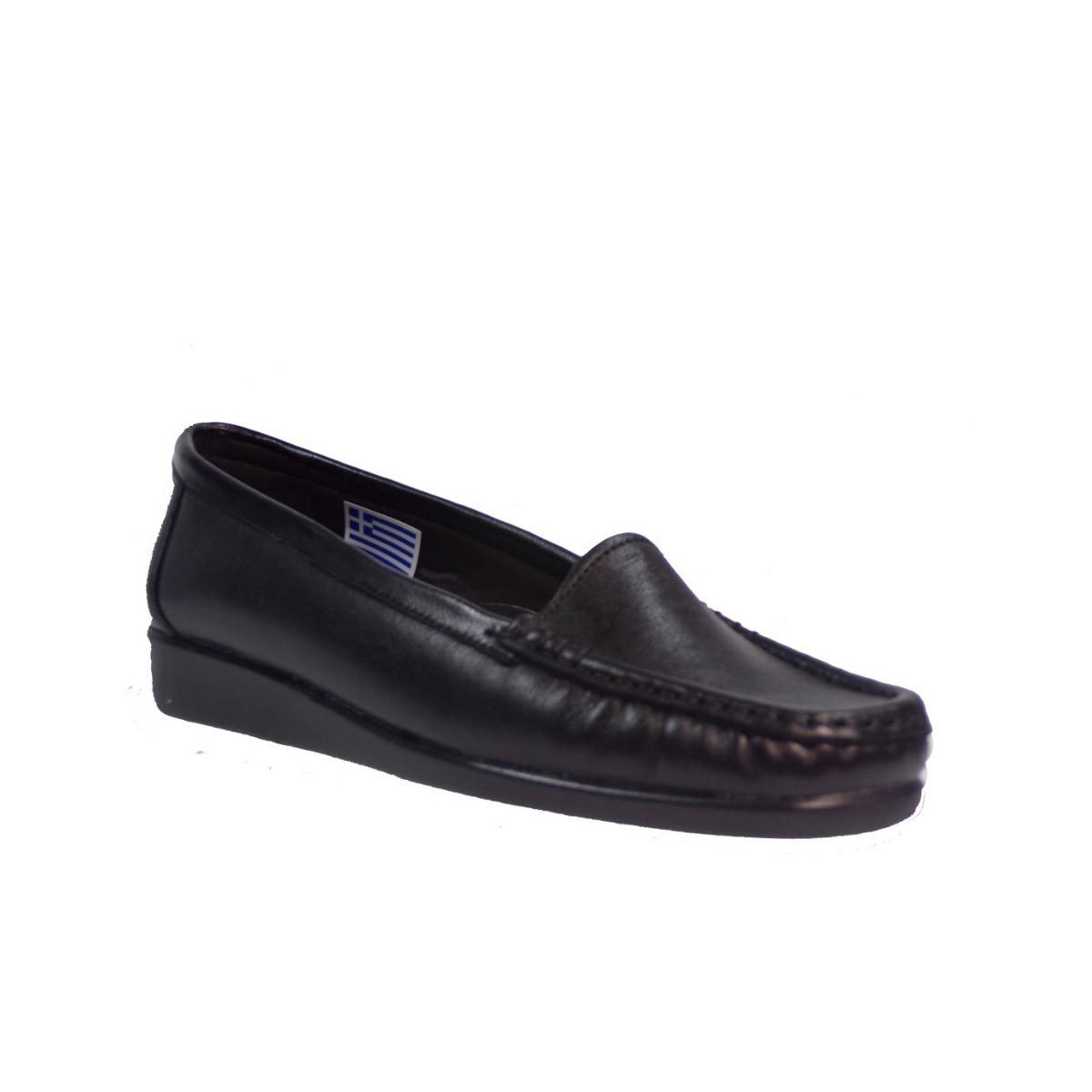 ΛέΩΝ Γυναικεία Παπούτσια 01 Μαύρο ΛέΩΝ 01 Μαύρο