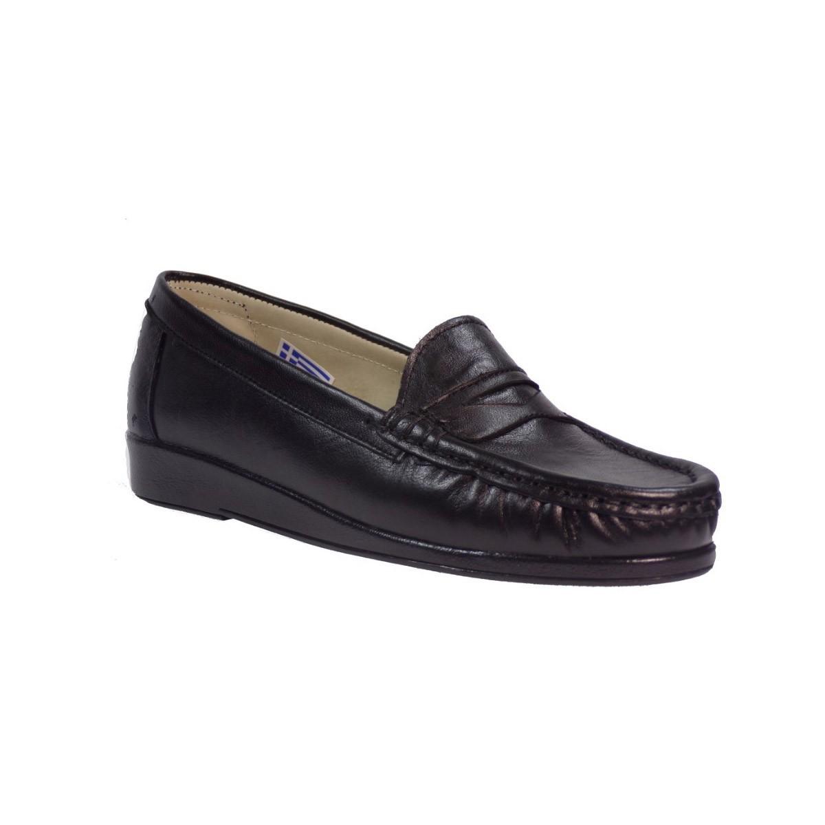 ΛέΩΝ Γυναικεία Παπούτσια 70 Μαύρο ΛέΩΝ 70 Μαύρο