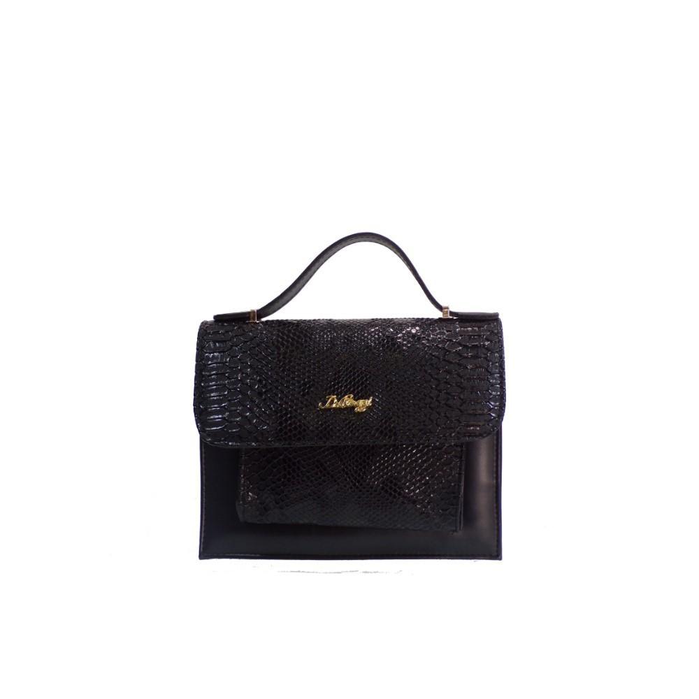 Bagiota Shoes Bags Γυναικείες Τσάντες 6500 Μαύρο  eca9baf788a