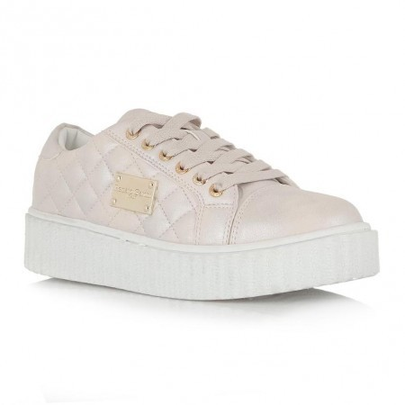 RENATO GARINI Γυναικεία Αθλητικά Sneakers JY17008 Ροζ Renato Garini JY17008 Ροζ
