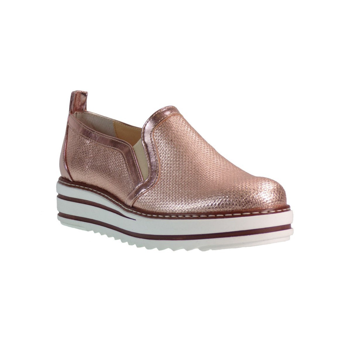 Katia Shoes Γυναικεία Παπούτσια 29Ρ Χαλκός Ψάθα Katia shoes 29 Ρ Χαλκός