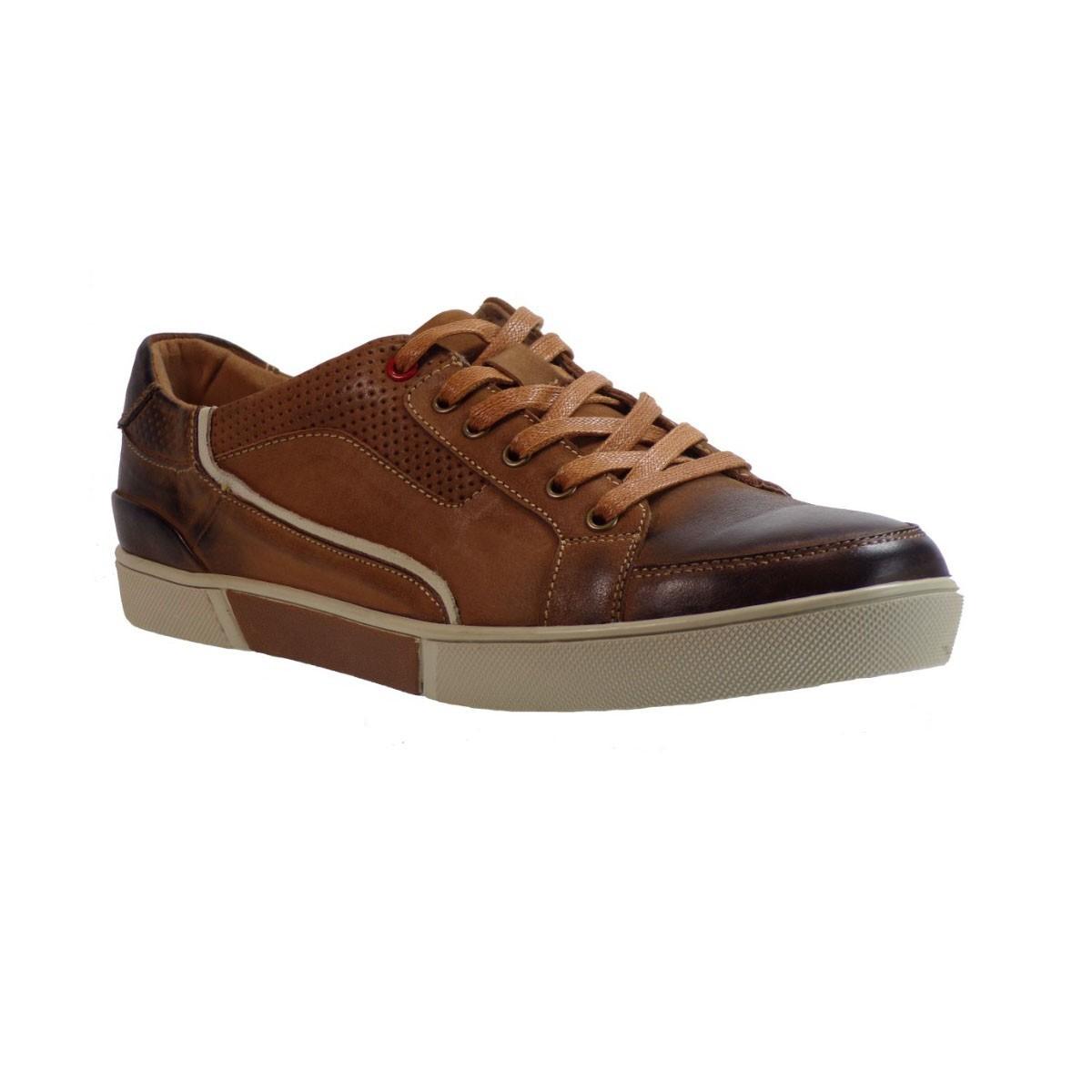 EGO Ανδρικά Παπούτσια Sneakers G18-05071 Κάμελ EGO G18-05071 Κάμελ