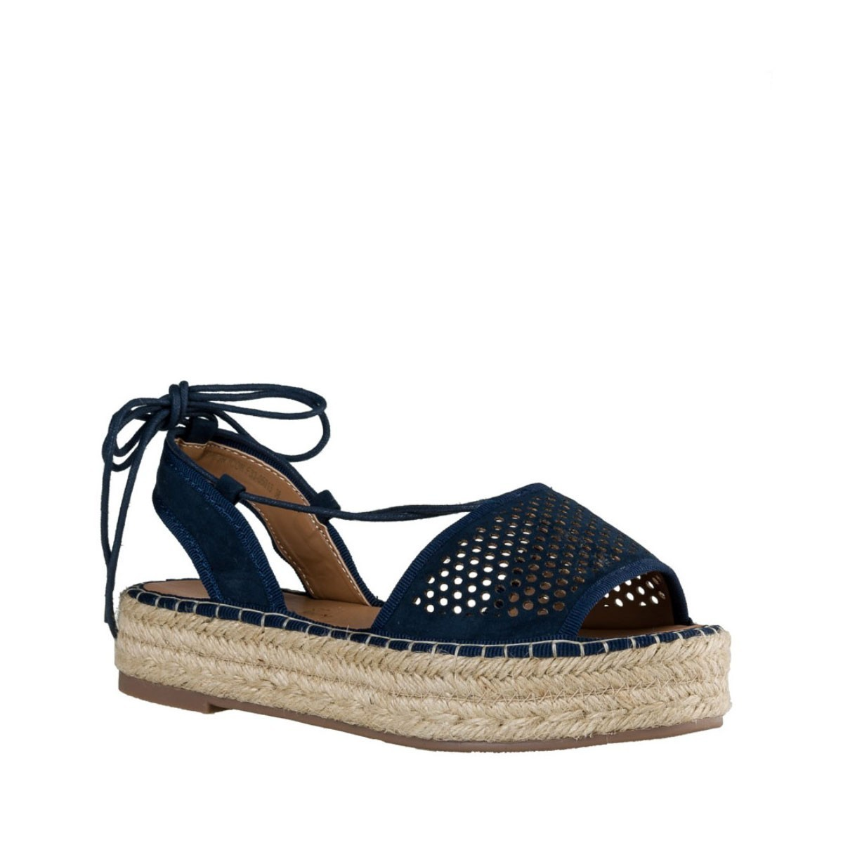Fashion Icon Γυναικεία Παπούτσια Πέδιλα F33-05013 Μπλε