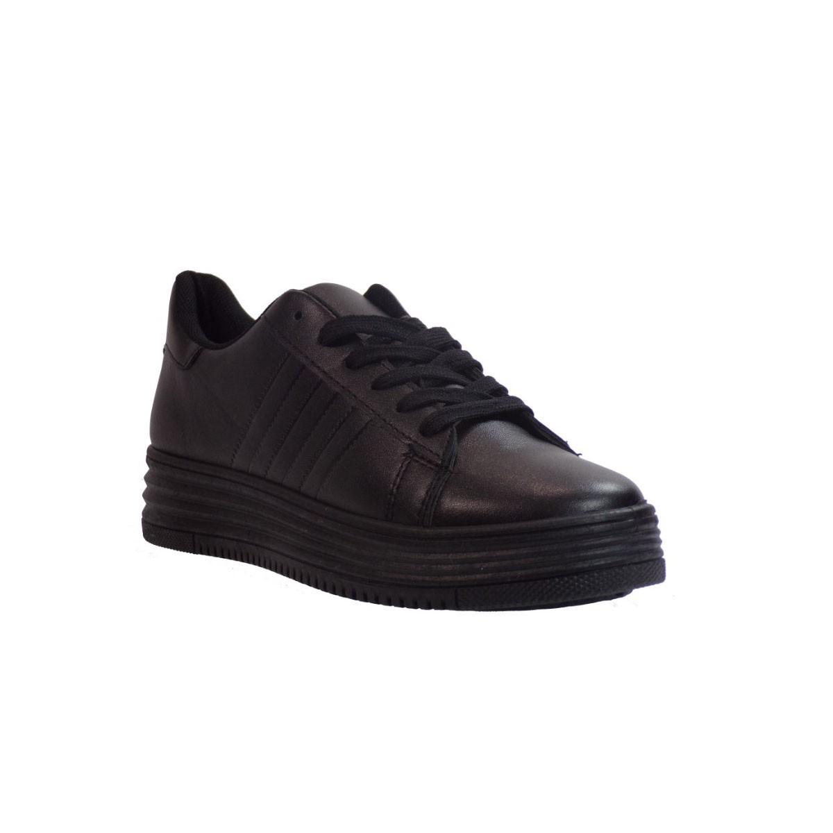 Bagiota shoes Sneakers Παπούτσια Γυναικεία DSY352 Μαύρο Bagiota shoes DSY352 M