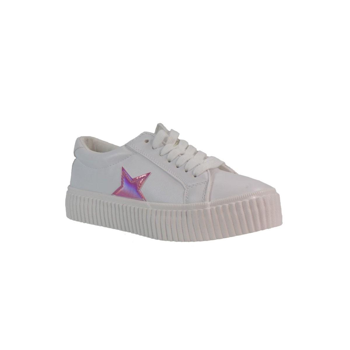 Coolway Sneakers Γυναικεία Παπούτσια CHERRY 137 Λευκό Coolway Cherry 137 Λ