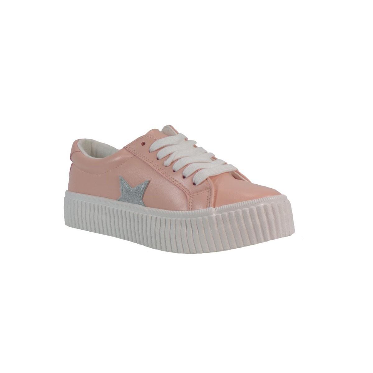 Coolway Sneakers Γυναικεία Παπούτσια CHERRY 137 Σομων Coolway Cherry 137 Σ
