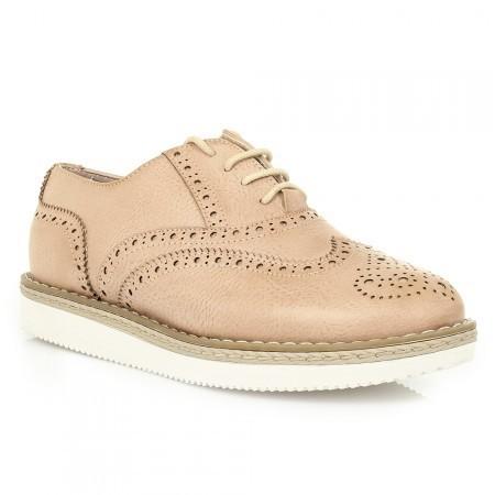 Exe Γυναικεία Παπούτσια Oxford FLORIDA 200 Nude Exe FLORIDA 200 NUDE