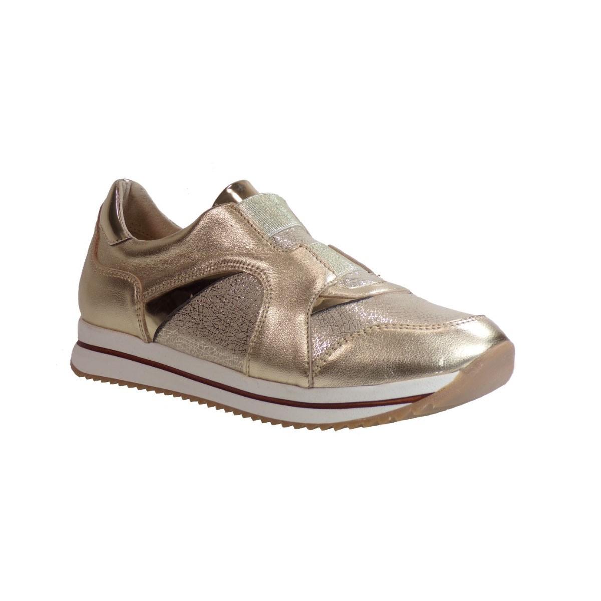 Fardoulis Shoes Γυναικεία Παπούτσια Sneakers 108 Πλατίνα Fardoulis 108 Πλατίνα