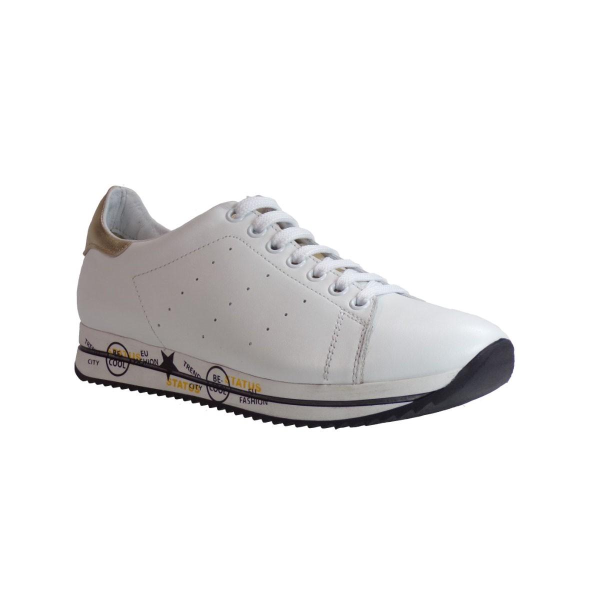Fardoulis Shoes Γυναικεία Παπούτσια Sneakers 201 Λευκό Fardoulis 201 Λευκό