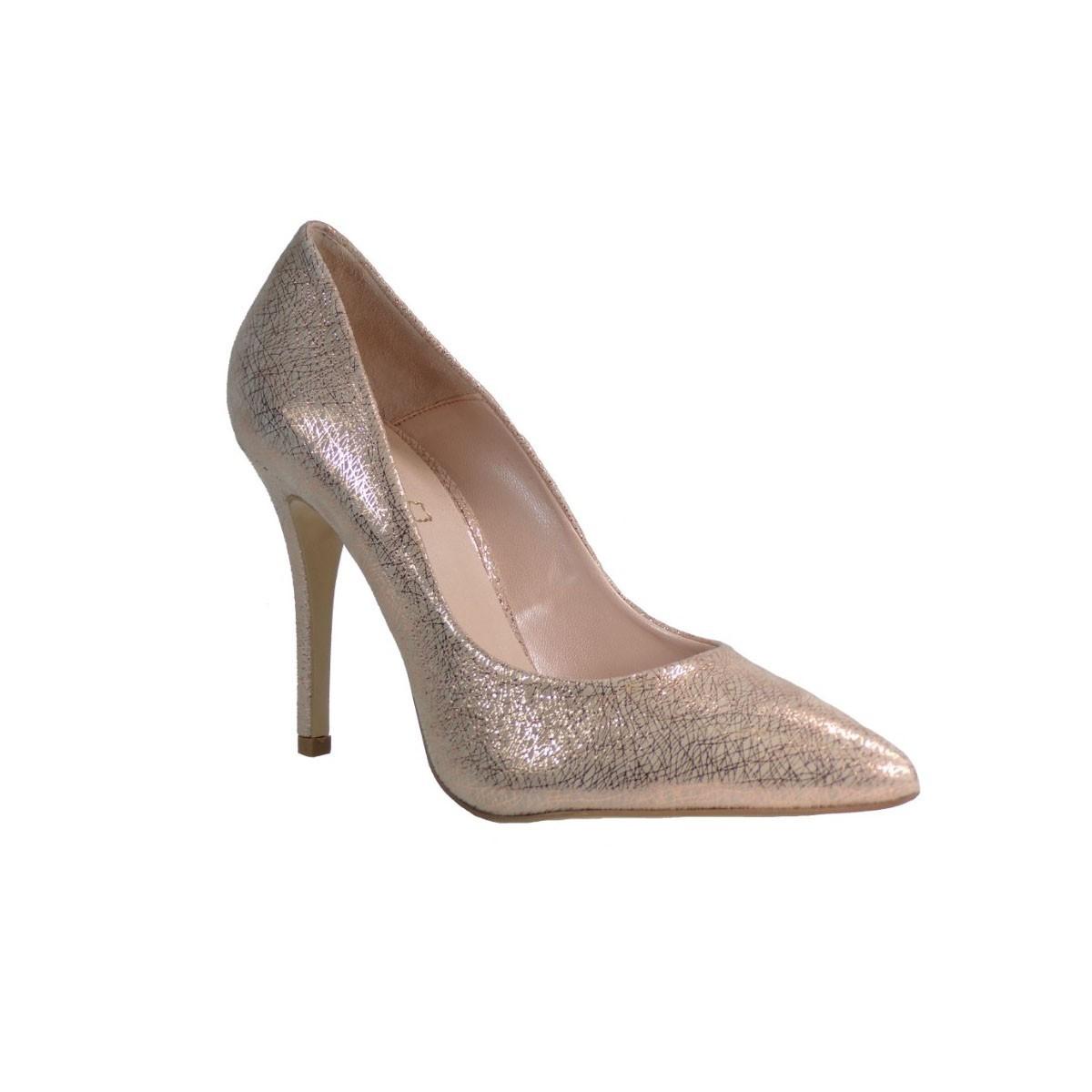 Fardoulis Shoes Γυναικείες Γόβες 2301 Χαλκός