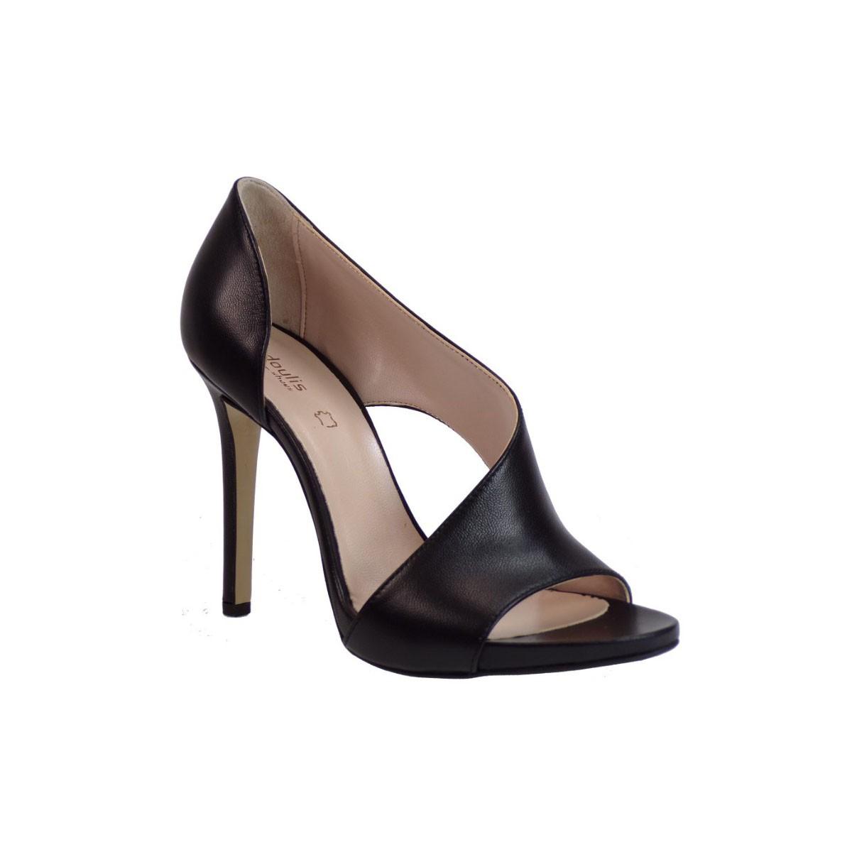 BagiotaShoes Fardoulis shoes Γυναικεία Πέδιλα 8112 Μαύρο Fardoulis shoes  8112 Μ 15ac2695938