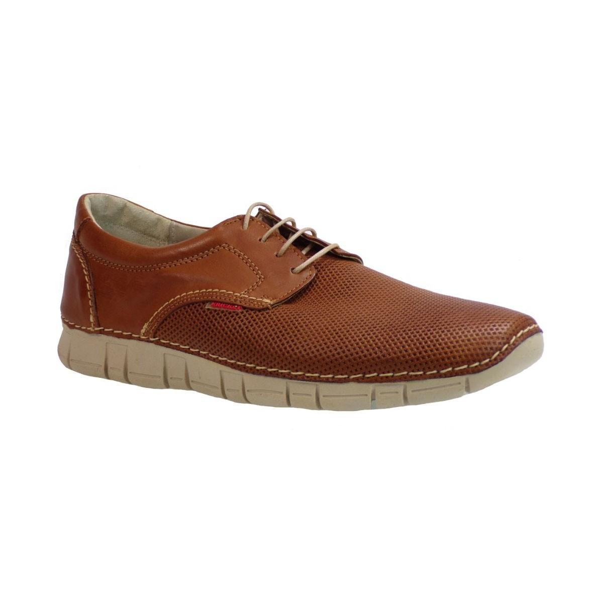 kricket Ανδρικά Παπούτσια FTELIA Ταμπά Τρυπητο Kricket Ftelia Ταμπά