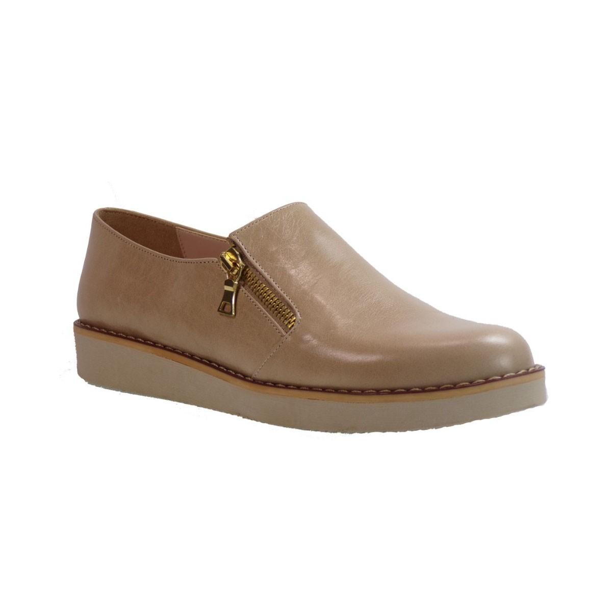 Moods Παπούτσια Γυναικεία 2134 Μπεζ Moods 2134 Μπεζ