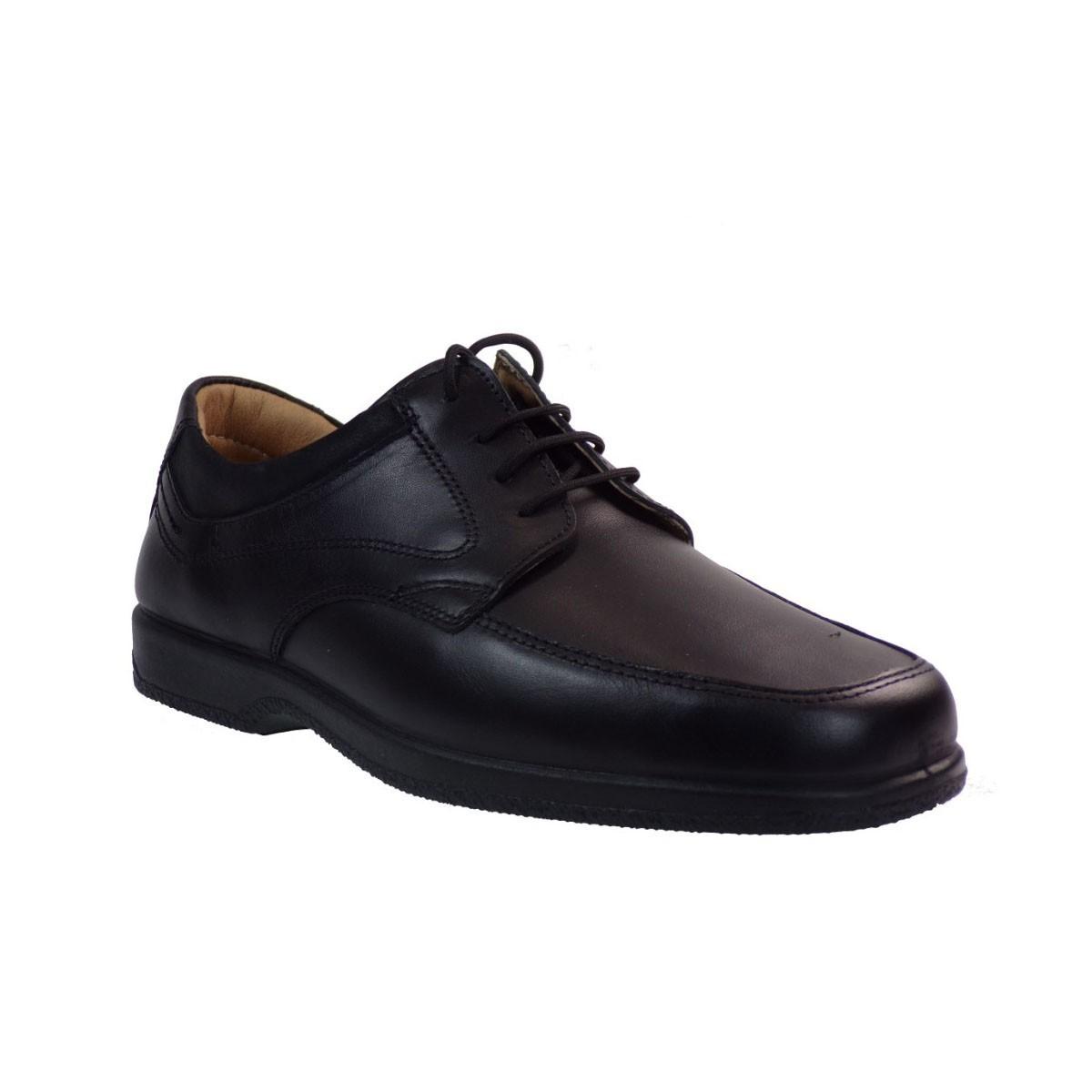 Aeropelma Duetto Ανδρικά Παπούτσια 390 Μαύρο