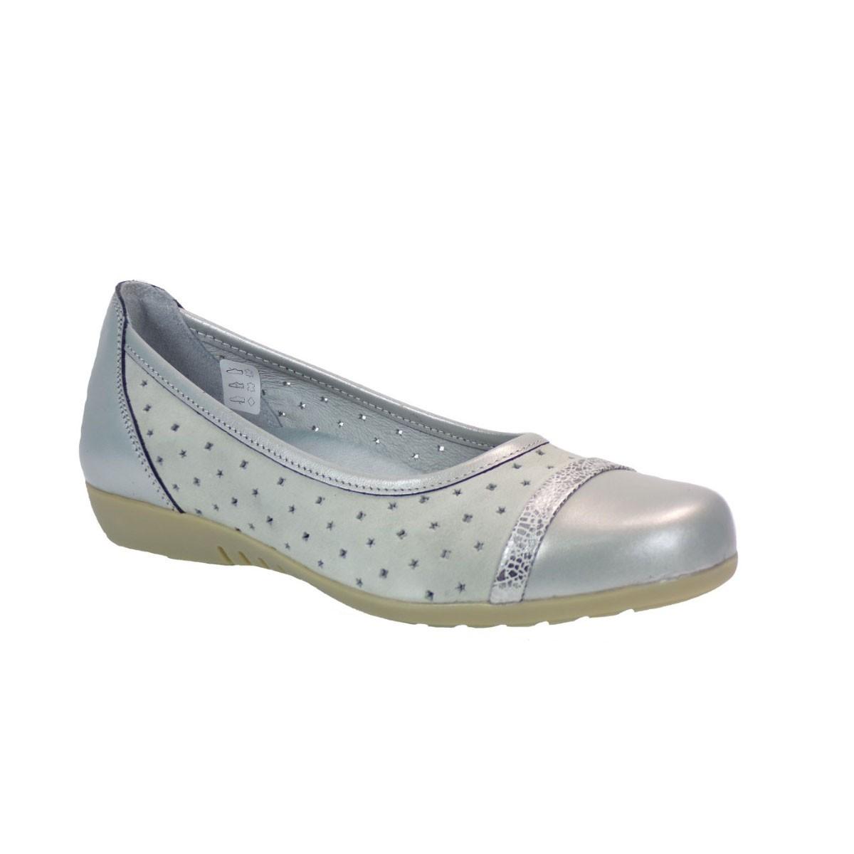 Kiarflex Γυναικεία Παπούτσια 16181,30 Ασημί Kiarflex 16181,30 Ασημί