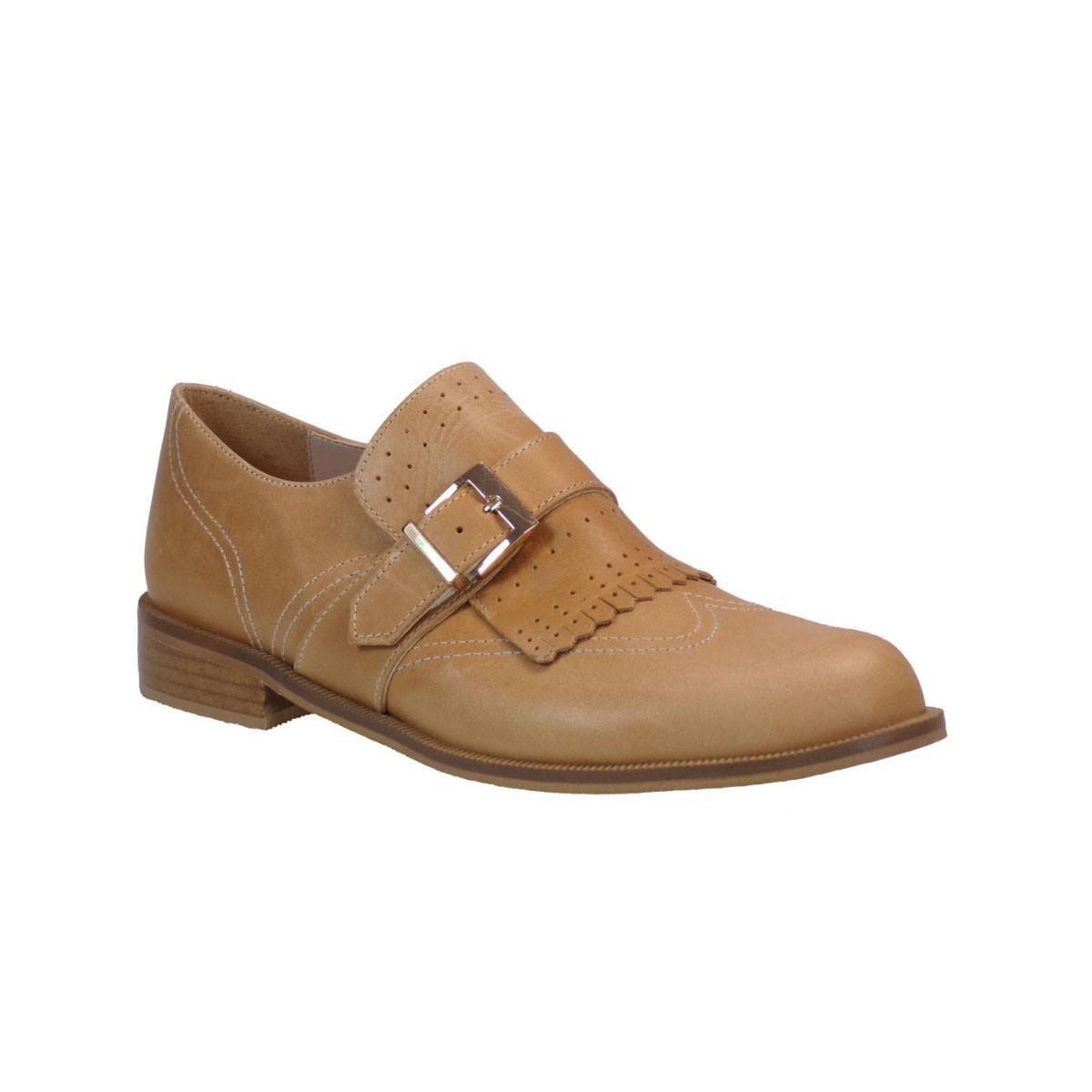 4defe99f7c9 Moods Oxford Παπούτσια Γυναικεία 5840 Ταμπά