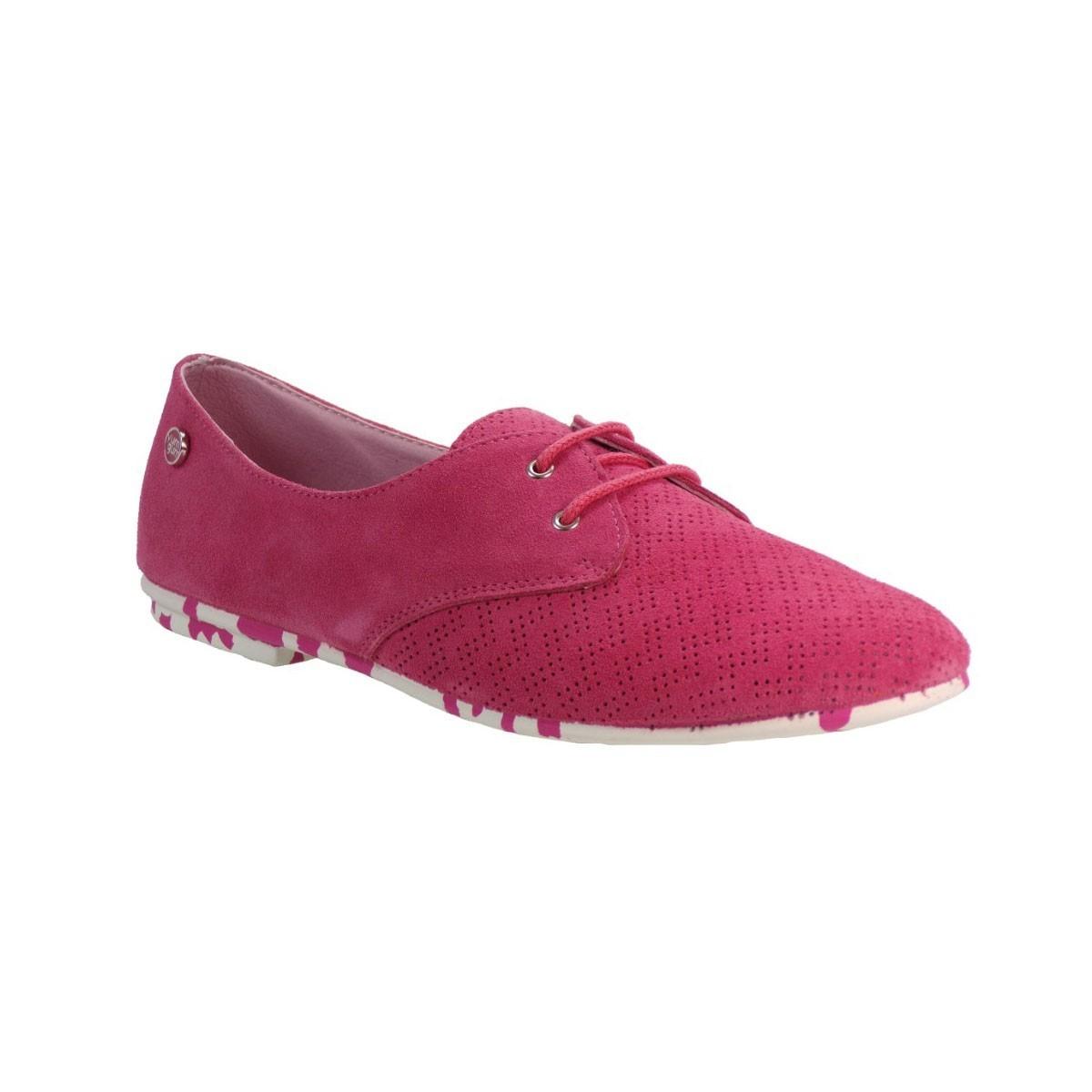yum gum Γυναικεία Παπούτσια Derby Tove 17SW605/26 Κοραλί yum gum Derby Tove 17SW605/26 Κοραλί