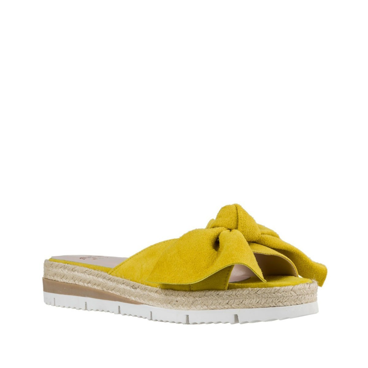 Mairiboo by Envie Shoes Γυναικείες Παντόφλες M03-05914 Κίτρινο Mairiboo M03-05914 Κίτρινο