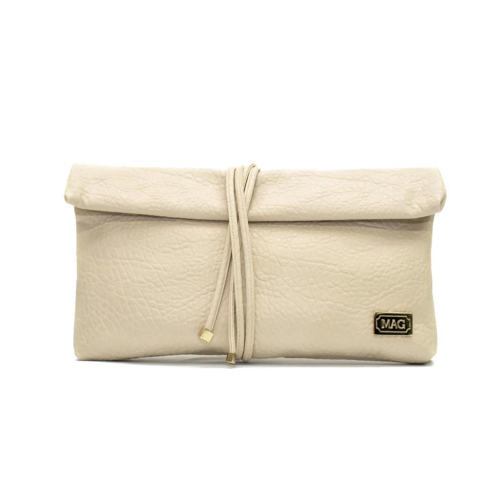 0d949d7ef0 Mag Bags Γυναικεία Βραδινά Τσαντάκια 31849G Εκρού Mag Bags 31849G Εκρού