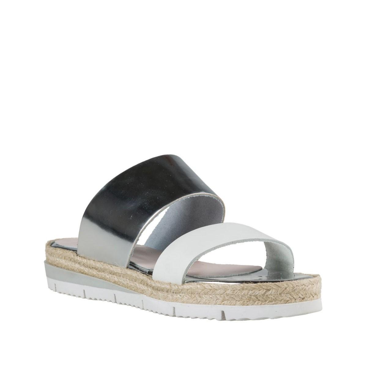 Mairiboo by Envie Shoes Γυναικείες Παντόφλες M03-05913 Άσπρο Mairiboo M03-05913 Άσπρο