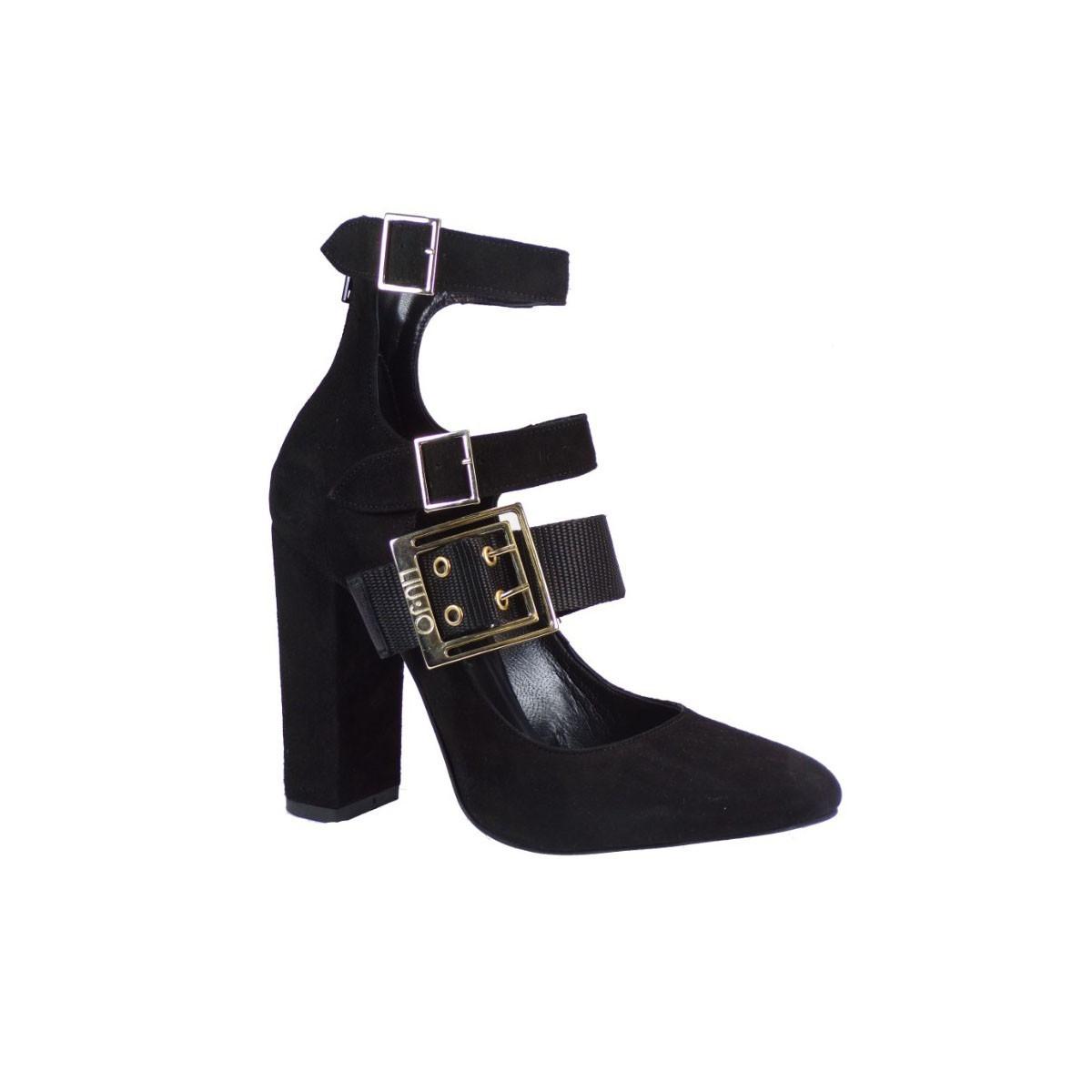 LIU JO DECOLLETE DONNA Γυναικεία Παπούτσια S67091 Μαύρο  11146c72482