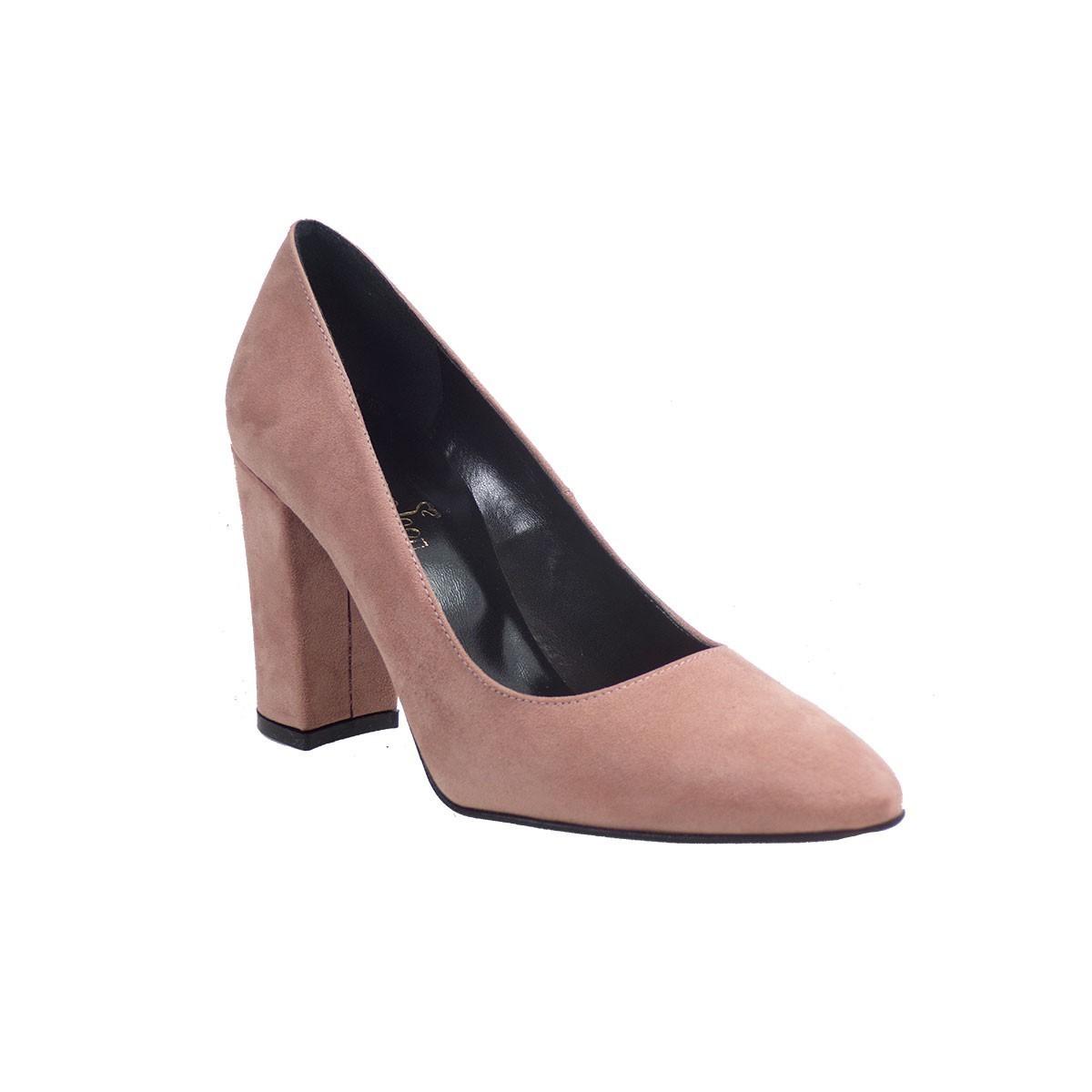 Fashion Icon Γυναικεία Παπούτσια Γόβα f09-06532 Nude