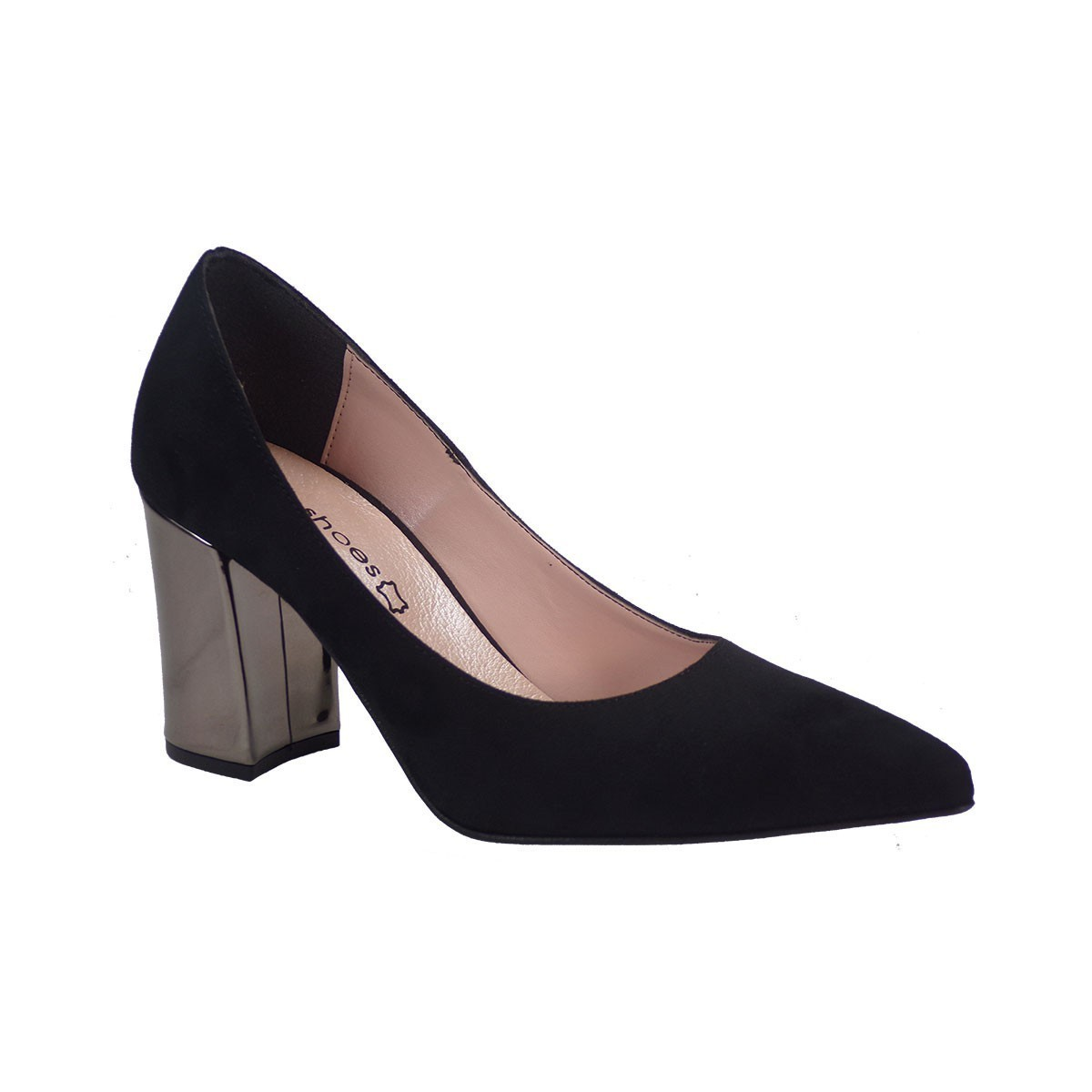 KATIA SHOES Γυναικεία Παπούτσια Γόβες Γόβα/1789 Mαύρο