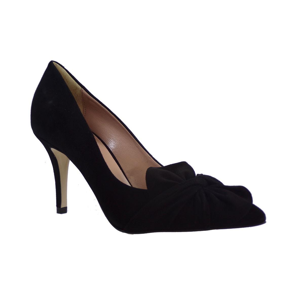 Fardoulis Shoes Γυναικείες Γόβες 22(2301) Μαύρο Kαστόρι