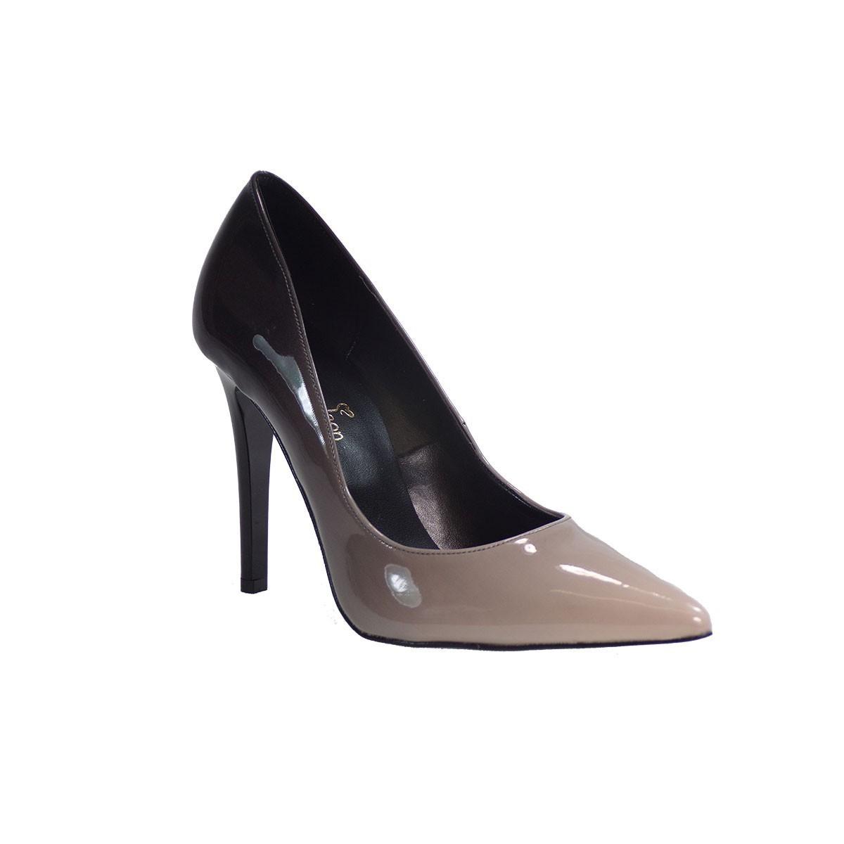 Fashion Icon Γυναικεία Παπούτσια Γόβα f09-06552 Nude