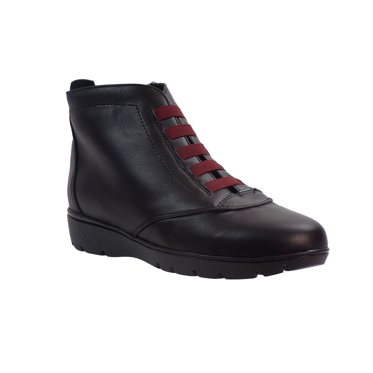 Πετρετζίκης Shoes Γυναικεία Παπούτσια Μποτάκια 67 Μαύρο