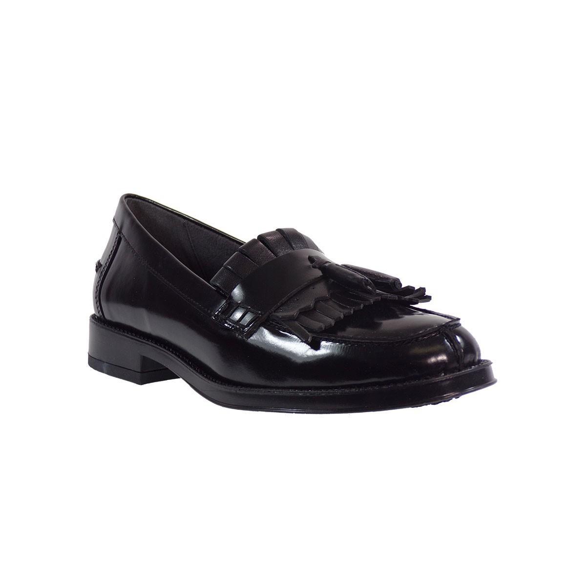 e382e5a99af Aerosoles Shoes Γυναικεία Παπούτσια 86827070 Mαύρο Δέρμα |Γυναικεία &  Ανδρικά Παπούτσια - BagiotaShoes.gr