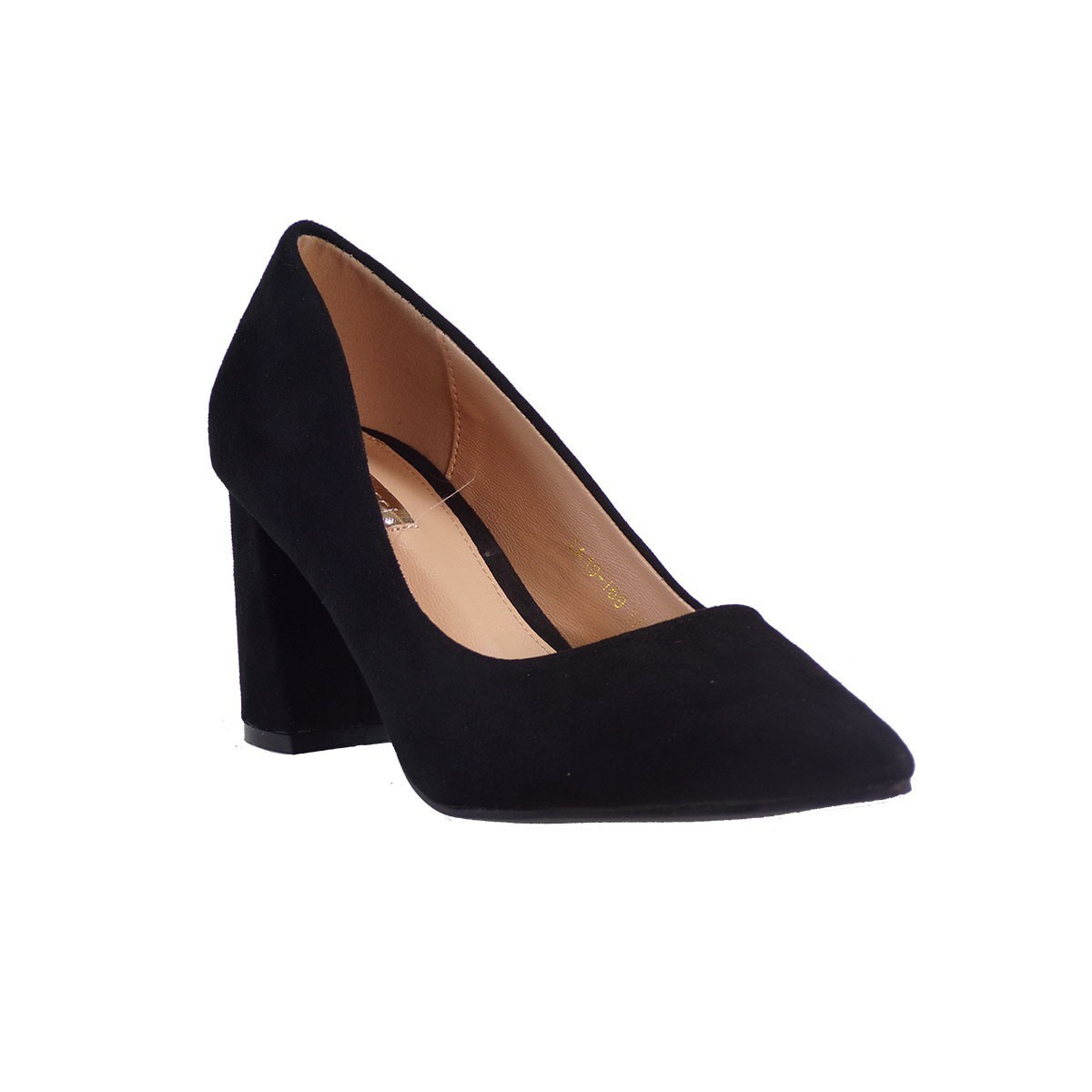 Bagiotashoes Γυναικεία Παπούτσια TA10-169 Mαύρο