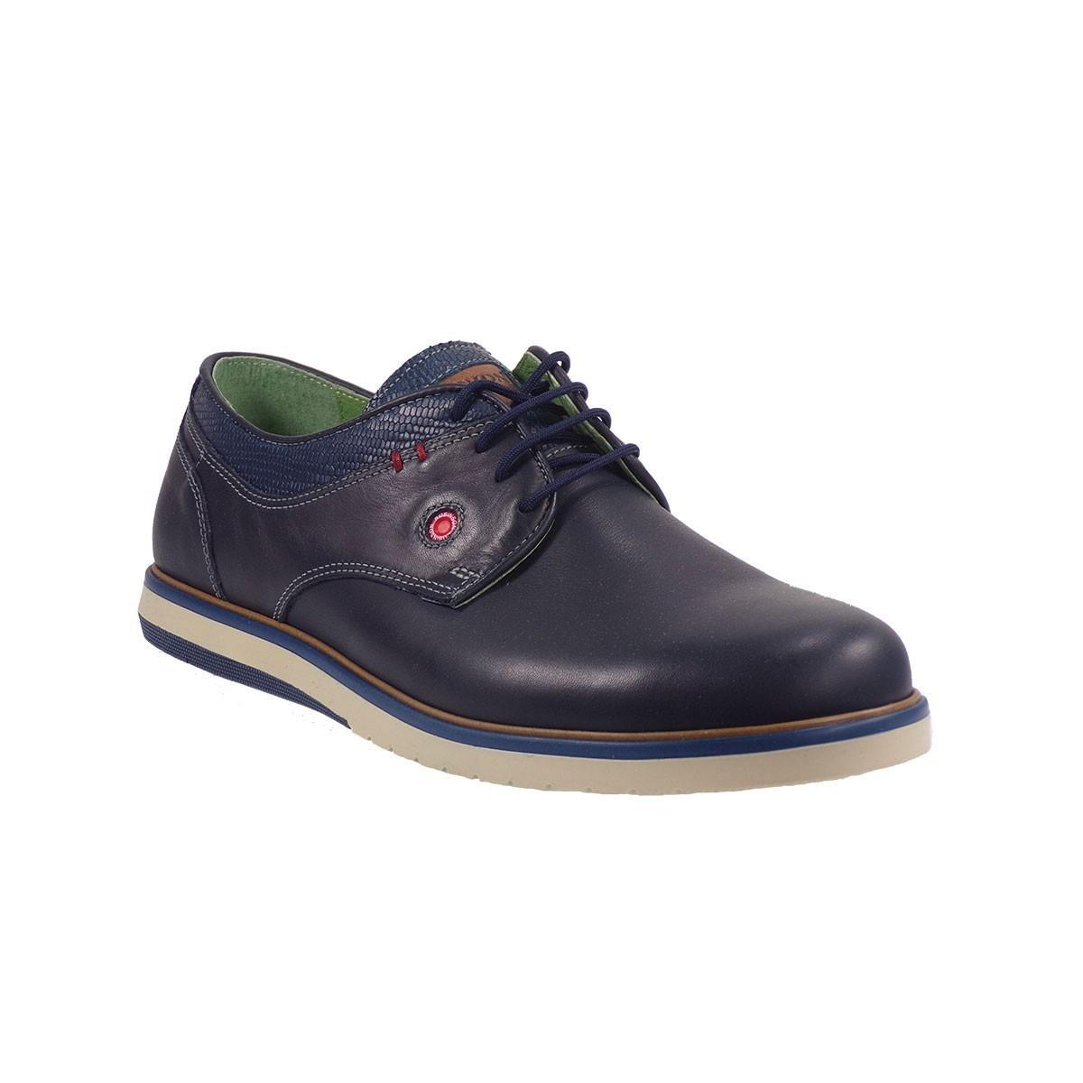 Fratelli Robinson Ανδρικά Παπούτσια 2051 Μπλε