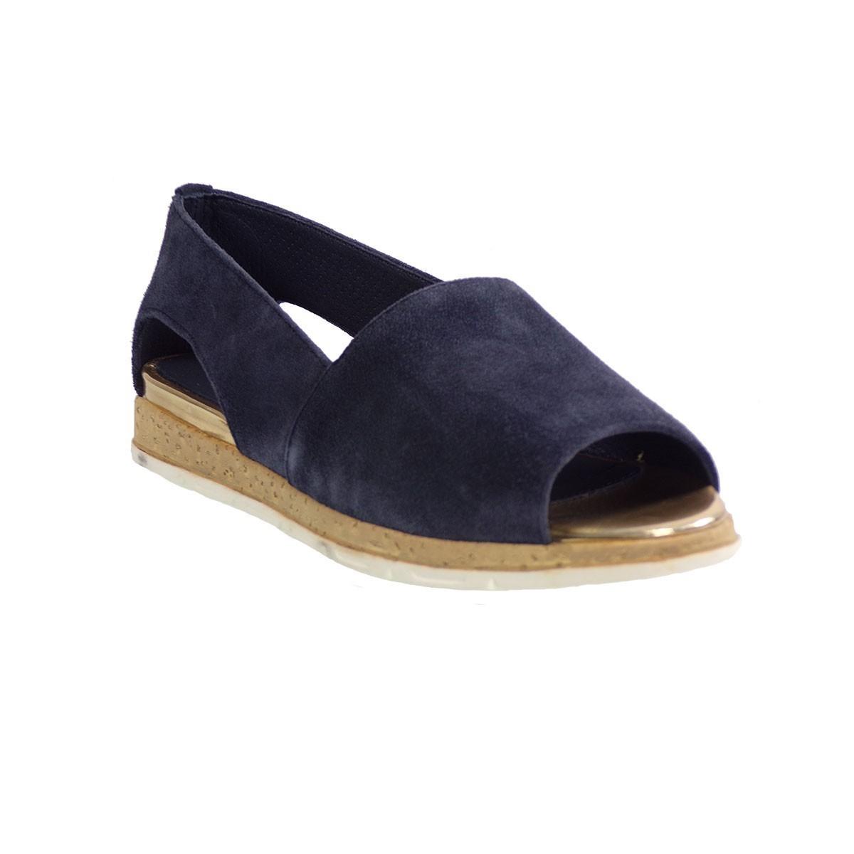 Aerosoles Shoes Γυναικεία Παπούτσια DANCE FIOOR 887282219 Μπλέ Δέρμα