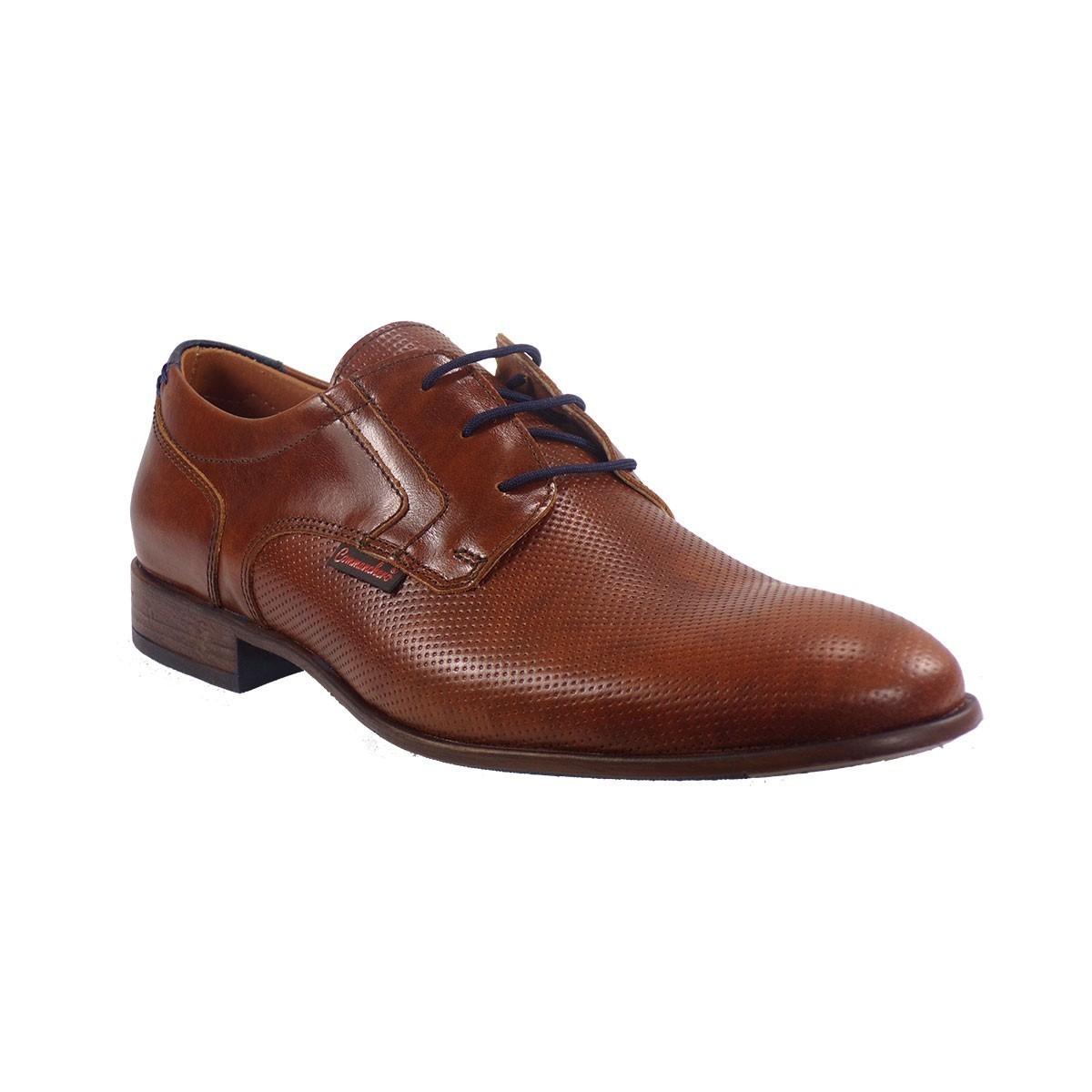 Commanchero Ανδρικά Παπούτσια 91629 Ταμπά Δέρμα