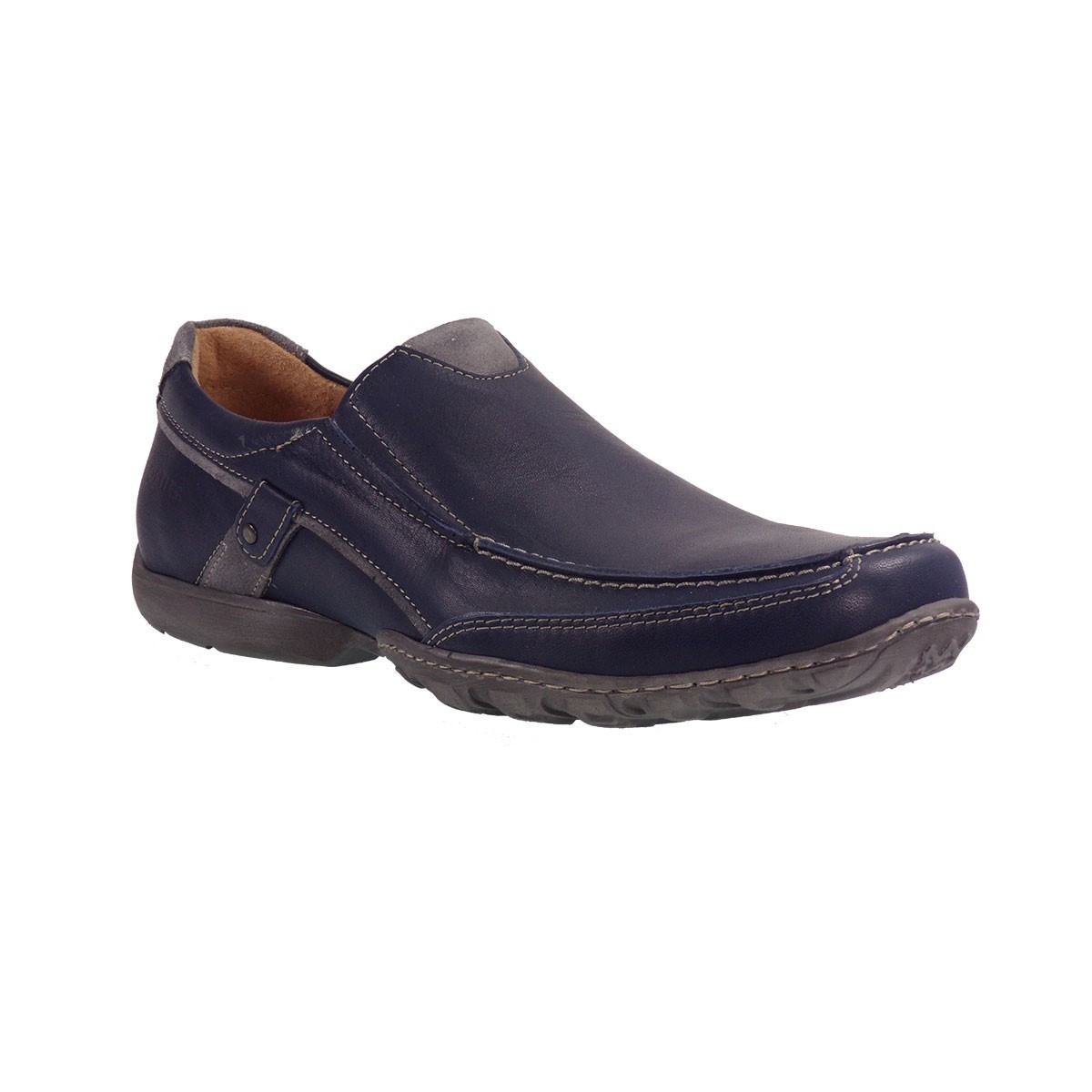 Softies Ανδρικά Παπούτσια 6862 Mπλέ Δέρμα