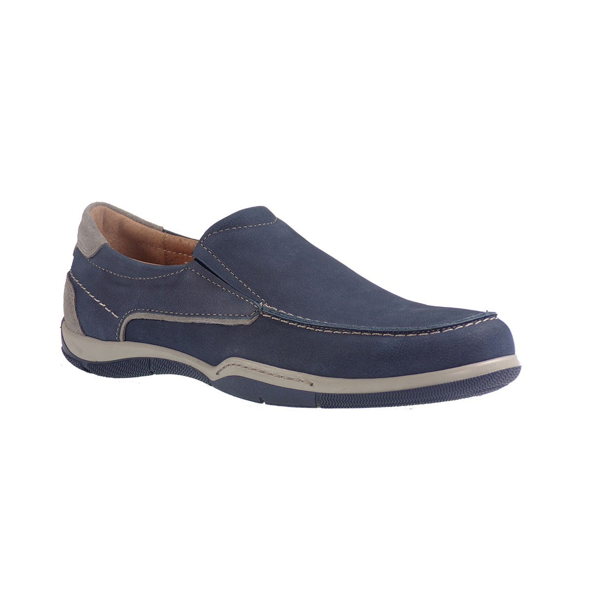 87a1c7ee173 Softies Ανδρικά Παπούτσια 6903 Μπλέ Δέρμα  Γυναικεία & Ανδρικά ...